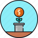 microfinance, finance, money, passive, growth, income, active