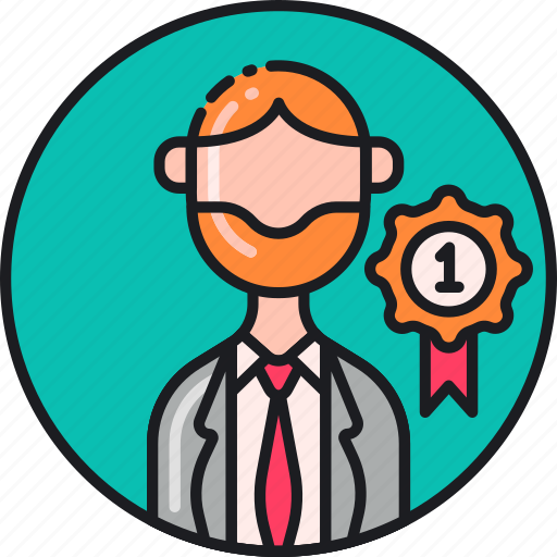 Qualified, teacher, certified, expert, professional, professor, tutor icon - Download on Iconfinder