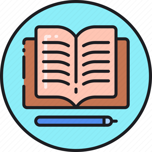 book, education, knowledge, learning, quality, school, study icon