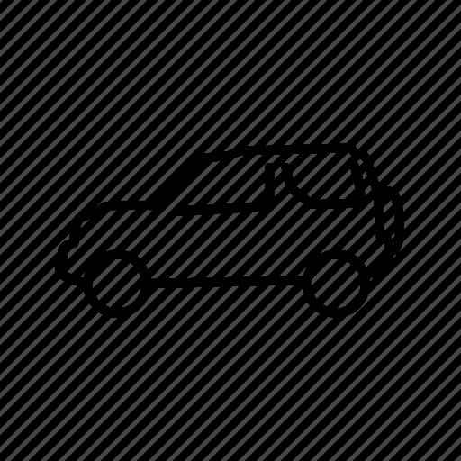 car, cars, jimny, suv, suzuki, transportation, vehicle icon