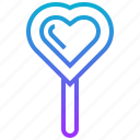 candy, dessert, sweet, toffy, valentine icon