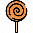 candy, lollipop icon