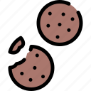 cookies, food, sweet icon