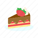 bakery, cake, dessert, sweet