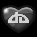 deviantart, media, social icon