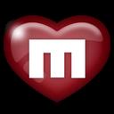 media, mixx, social icon
