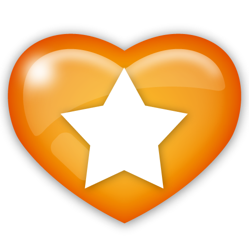 favorite, media, social icon