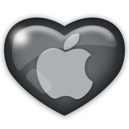 apple, media, social icon