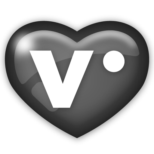 media, social, virb icon