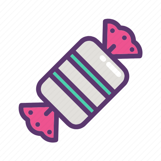 candies, candy, dessert, food, halloween, sweets, treats icon