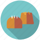 candy, chocolate, confection, pralines, sweetmeats, sweets icon