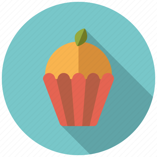 Cake, cupcake, pastry, sweets icon - Download on Iconfinder