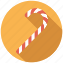 candy, candy cane, candy stick, christmas, hard candy, sweets icon