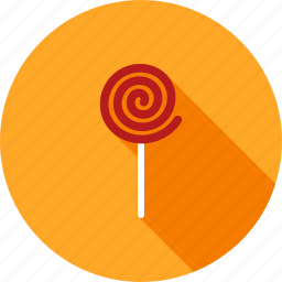 candy, cane, red, stick, striped, sugar, sweet icon