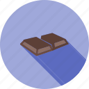 bake, birthday, biscuit, cake, chocolate, dessert icon
