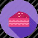 cake, chocolate, cream, dessert, food, fresh, fruit