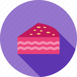 cake, chocolate, cream, dessert, food, fresh, fruit icon