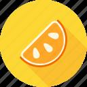 food, fruit, healthy, juicy, orange, slice, slices