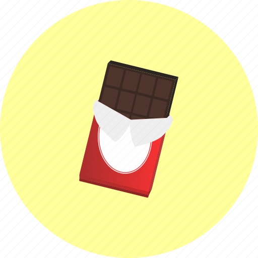 bar, chocolate, dessert, kitkat, postre icon