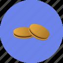 cookies, dessert, food, kitchen, sweet icon