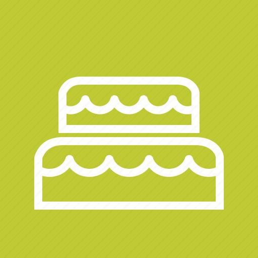 birthday, cake, chocolate, cream, dessert, food, mouse icon