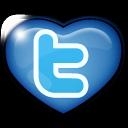twitter, love, heart