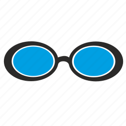 goggles, sport, swim, water icon