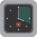 clock, swiss, switzerland, time, timer, watch icon