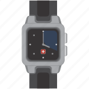 clock, swiss, time, timer, watch, wristwatch icon