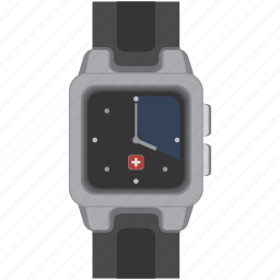 clock, swiss, time, timer, watch, wristwatch icon
