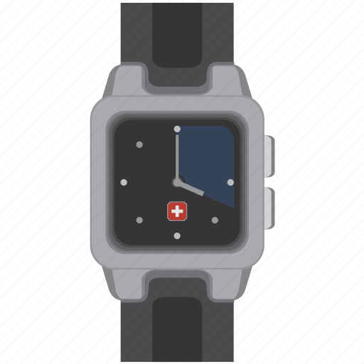 Clock, swiss, time, timer, watch, wristwatch icon - Download on Iconfinder