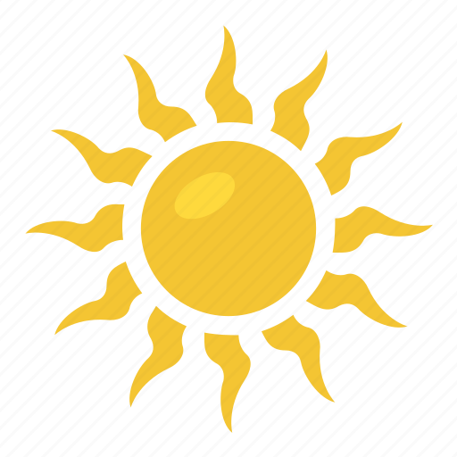 solar symbol, sun, sun sign, sun symbol, weather symbol icon