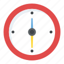 clock, clock symbol, current time, time update, twelve-thirty icon