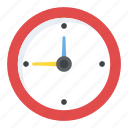 clock, clock symbol, current time, eleven forty five, time update icon