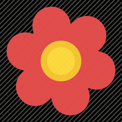 decorative flower, flower, flower design, generic flower, geometric flower icon