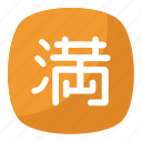 chinese and japanese symbol, japanese emoji, japanese emoticon, japanese full symbol, japanese kanji symbol icon
