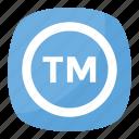 tm, trademark sign emoji, circular ™ symbol, trademark, letters ™, trademark symbol icon