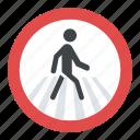 pedestrian crossing sign, pedestrian crosswalk sign, pedestrian safety sign, pedestrian traffic control, pedestrian traffic sign icon