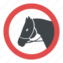 horse crossing sign, horse riding warning sign, horse road sign, road traffic sign, road warning sign icon