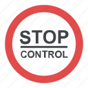 road sign, speed control sign, stop control sign, traffic control sign, traffic sign icon