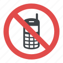 mobile phone not allowed, mobile phone prohibited, no cell phone allowed, no cell phone sign, no mobile sign icon