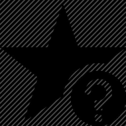 achievement, bookmark, favorite, help, rating, star icon