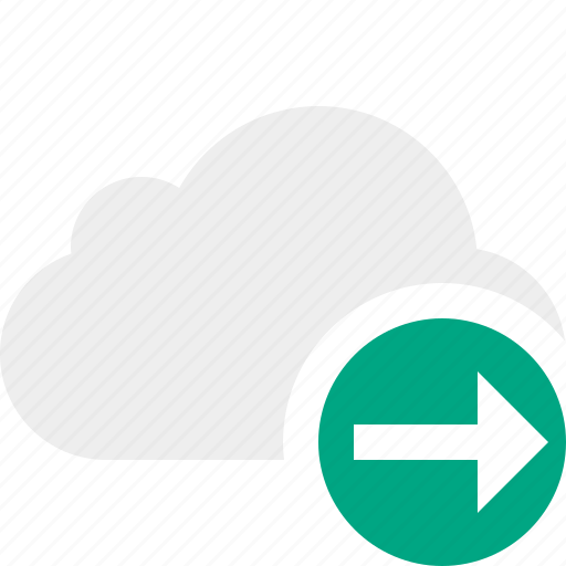 cloud, network, next, storage, weather icon
