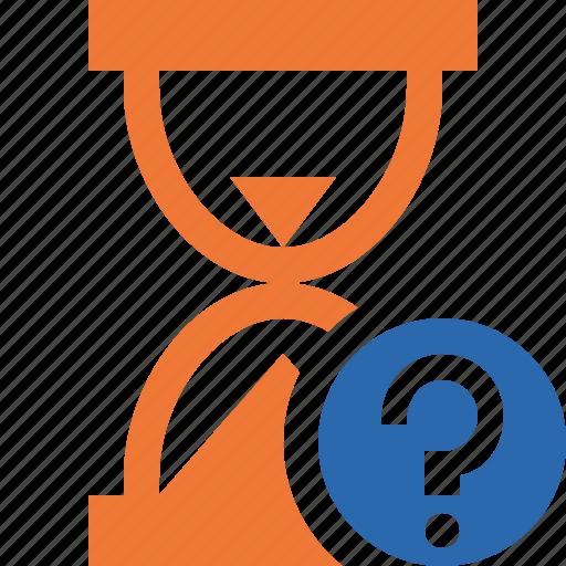 alarm, clock, help, timer, wait, watch icon