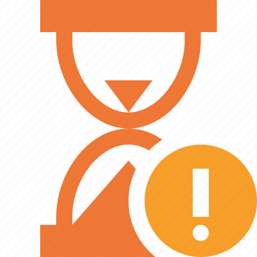alarm, clock, timer, wait, warning, watch icon