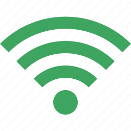 connection, fi, green, internet, wi, wifi, wireless icon
