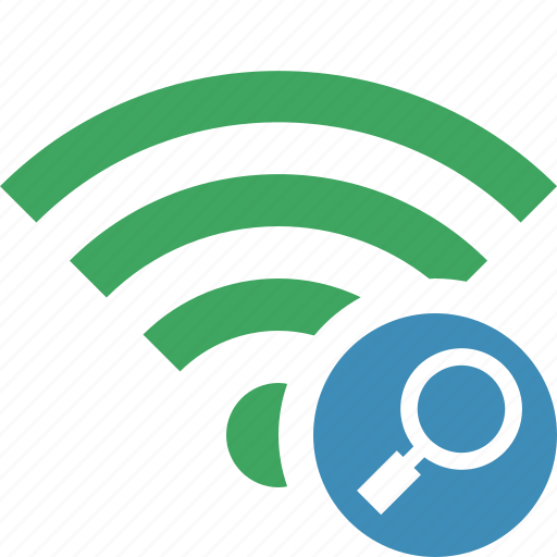 connection, fi, green, internet, search, wi, wireless icon