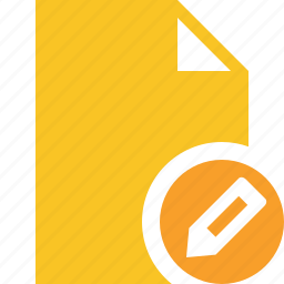 blank, document, edit, file, page icon