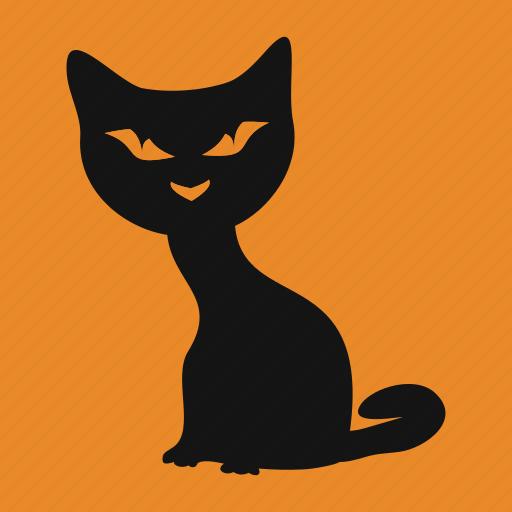 cat, celebration, halloween, holiday, mammal, pet icon