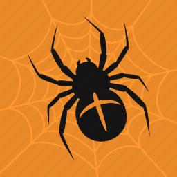 celebration, halloween, holiday, spider, spiderweb icon